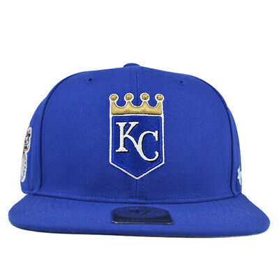 2d3b286a KANSAS CITY ROYALS SURE SHOT SNAPBACK 47 Brand MLB Hat