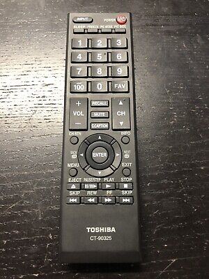 "Used USBRMT Remote CT-90325 for Toshiba 19""~65"" LCD LED TV For 55HT1U 55S41"