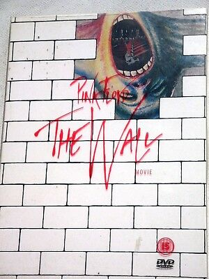 DVD Pink Floyd - The Wall (Digipack) (Limited Edition)