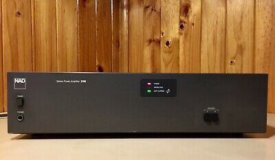 NAD 2155Stereo Power Amplifier
