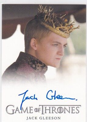 Jack Gleeson season 3  Full Bleed Game of Thrones Joffrey