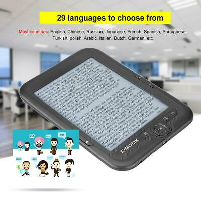 "6"" Lettore di ebook eReader Pocketbook Portatile 8GB 300 DPI 800x600 Display"