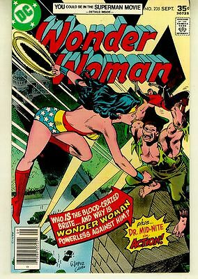 WONDER WOMAN #235 (DC Comics, 1977)