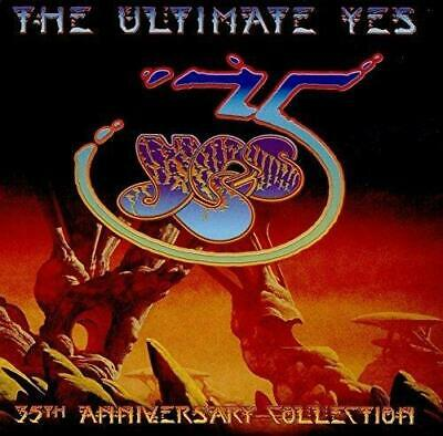 The Ultimate Yes: 35th Anniversary Collection, Yes, Very Good CD
