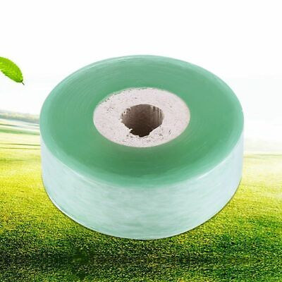 "100M 0.78"" Garden Nursery Grafting Tape Stretchable Self-adhesive PVC Degradable"