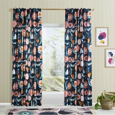 NEW Jocelyn Proust Concealed Tab Top Curtain By Spotlight