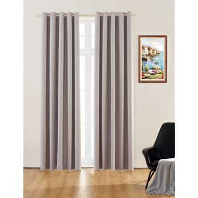 NEW KOO Willow Eyelet Curtains By Spotlight