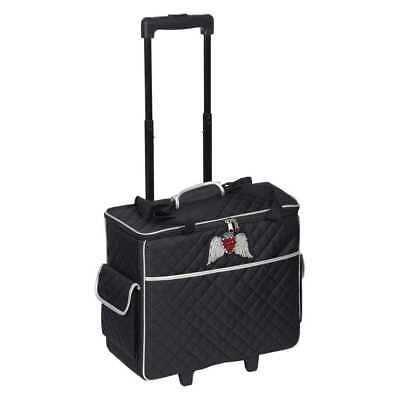 NEW Semco Pearled Trolley Bag By Spotlight