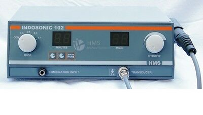 New Ultrasonic Therapy Machine 1 Mhz Suitable Underwater, CE Approved Unit I4&9T