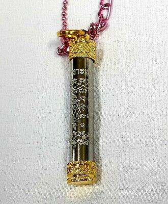 Magic! Takrud Powerful Wealth Thai Amulet Pendant Antique Style