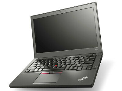 Lenovo ThinkPad X250 i5 8GB RAM 256GB SSD Windows 7 WEBCAM *B