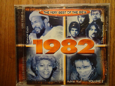 THE VERY BEST OF 80's  1982 Volume 2 (CD)