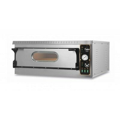 OVEN ELECTRIC FOR PIZZERIA SINGLE CHAMBER mod.TL 9 BIG for 9 PIZZAS