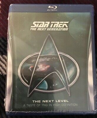 Star Trek: The Next Generation - The Next Level (Blu-ray Disc, 2012). New