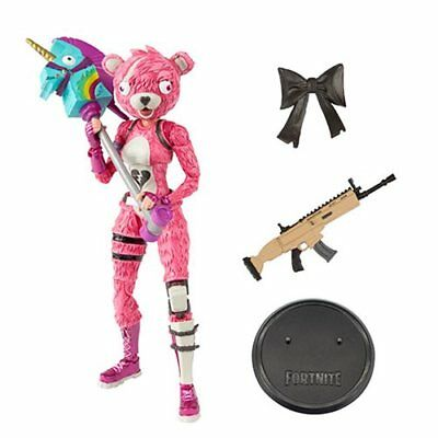 McFarlane Fortnite NEW * Cuddle Team Leader * 7-Inch Action Figure Video Game