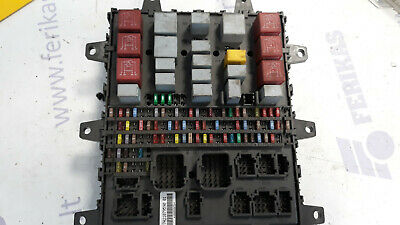 Renault fuse protection box 7421079590
