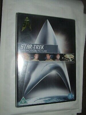 Star Trek - The Motion Picture DVD NEW & SEALED