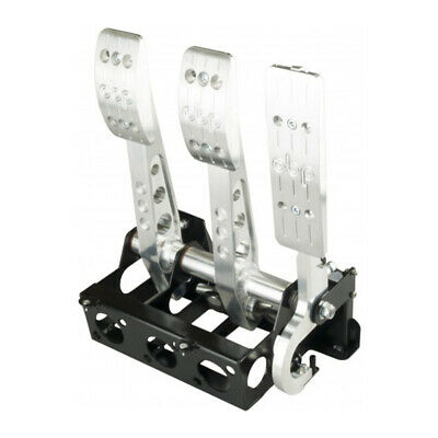 OBP V2 Floor Mounted Cockpit Fit Cable Clutch Pedal Box