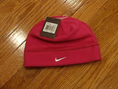17c89b0b304 Nwt Nike Youth Unisex Perf Reversible Beanie Running Hat For Big Kids 618540.   16.95 Buy It Now 9d 7h. See Details. Nike Pink Arctic Fleece Hat Winter  Knit ...