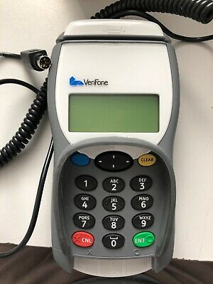 Verifone Secura PIN Pad In Box
