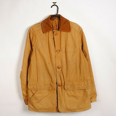 Vintage 50s/60s JC Higgins Sears Roebuck Hunting Shooting Field Jacket Mens S/M