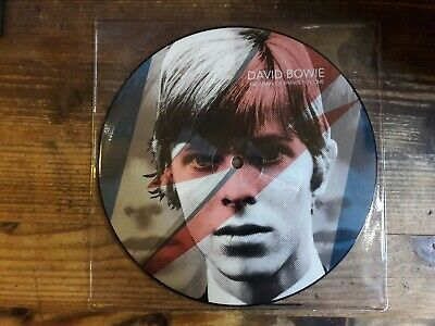 """David Bowie - The Shape Of Things To Come - Rare Picture Disc - 7""""single - New"""