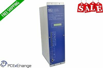SEL SEL-351 Directional Overcurrent Relay Reclosing Fault Locator 035161V4554XX1