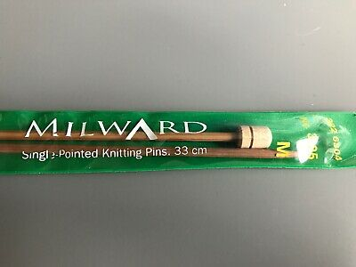 Milward - Bamboo Knitting Needles - 33cm - No. 3,25 (2226304)