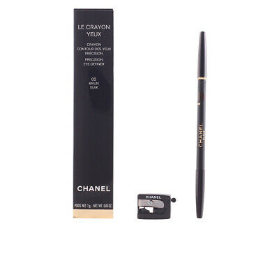 Maquillaje Chanel mujer LE CRAYON yeux #02-brun teak 1 gr