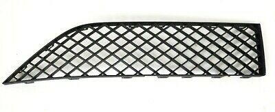 Bentley Continental GT New Shape Right Hand Front Bumper Grille Black 2018-2020