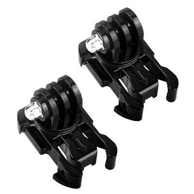 2pcs Quick Release Buckle Clip Basic Base Mount for HERO Sports Camera HICA