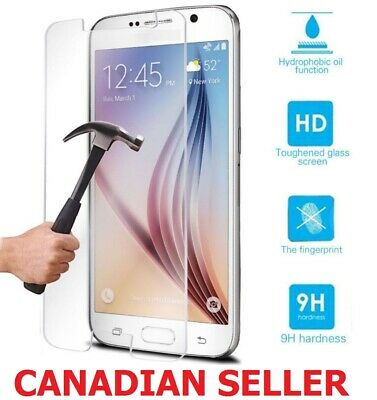 Full Tempered Glass Screen Protector For Samsung Galaxy S3 S4 S5 S6 S7