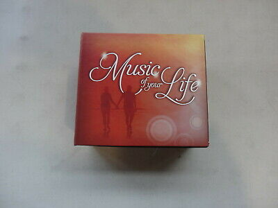 Music of your life Time LIfe 2012 10 CDs with booklet sealed