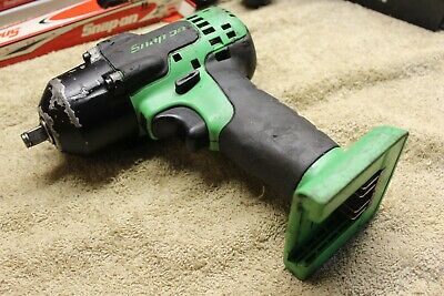 """Snap-on 3/8"""" 18V MonsterLithium Impact Wrench CT8810AG Tool Only"""