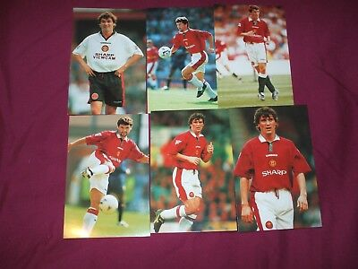 6 Manchester United Roy Keane Official Photos