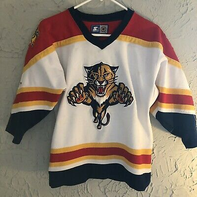 34be1fdfdab NEW FLORIDA PANTHERS NHL Hockey Men s Adult Jersey (Home) - NWT ...
