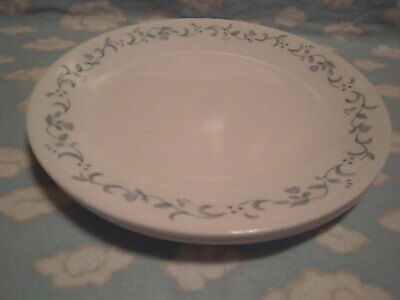 """Corelle/Corning=Country Cottage Dinner Plates=10 1/4""""=Set Of Four !!"""