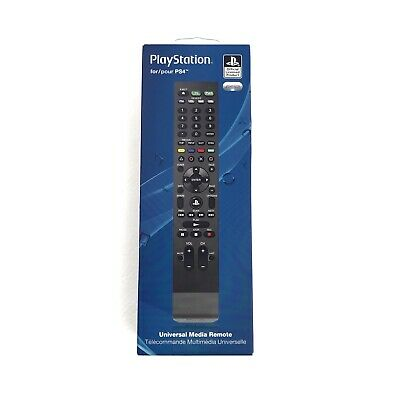 PDP Official PS4 Universal Media Remote Control for Sony Playstation 4 System