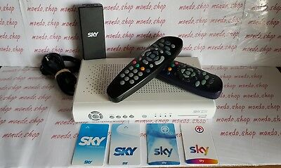 decoder sky hd LEGGE TUTTE LE SCHEDE VISIONE IN HD COMPLETO mod.ds830ns ds831ns