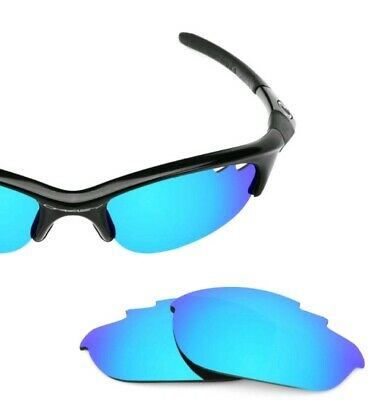 4102340995795 Revant Vented Replacement Lenses Oakley Half Jacket Vented ice blue  Polarized