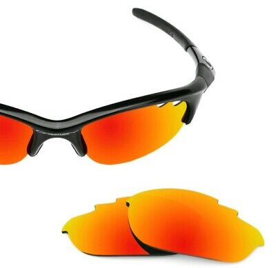 10560fe6d781a Revant Vented Replacement Lenses Oakley Half Jacket Fire Red Polarized Asian