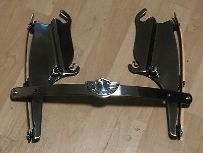 Harley Davidson 100Th Anniversary Windshield Trim And Quick Release Mount