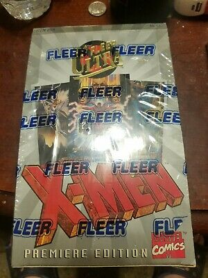 1994 Fleer Ultra  X-men Cards Unopen Box
