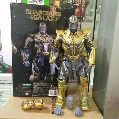 "The Avengers Thanos Guardians of the Galaxy 14"" Action Figure 1:6 Collection Toy"