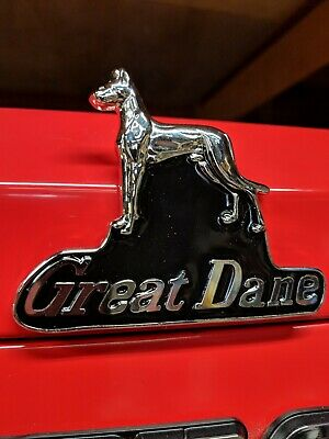 Great Dane Emblem Magnet/Perfect For Your Snapon Toolbox (4-3)