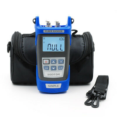 Optical fiber search instrument OTDR time domain reflectometer/breakpoint tester