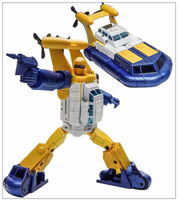 Transformers toy X-Transbots MX-XII Neptune G1 Seaspray Action figure instock