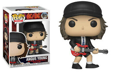 AC/DC Angus Young - Funko Pop! AC / DC - AC DC