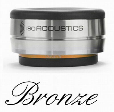IsoAcoustics OREA Bronze Audio Components Isolation Feet (Each)