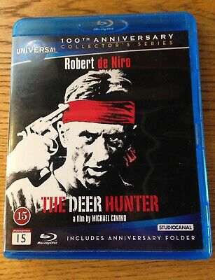 The Deer Hunter (Michael Cimino, 1978; Blu Ray) Region A&B